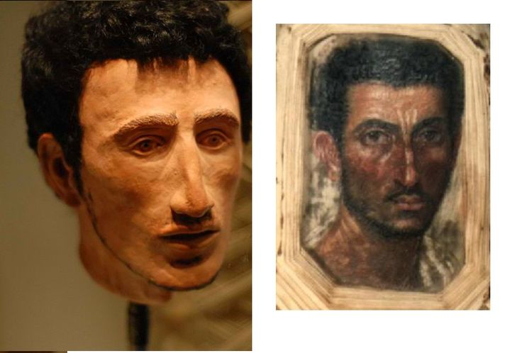 Mummy Facial Reconstruction 103