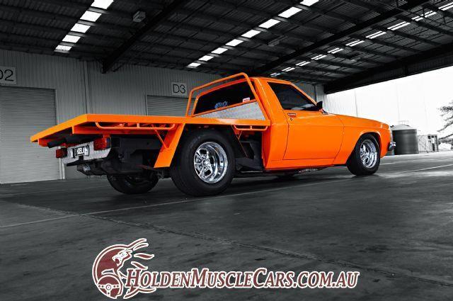 ◆ Visit MACHINE Shop Café... ◆ ~ Aussie Custom Cars & Bikes ~ (The 1974 HX Holden One Tonner)