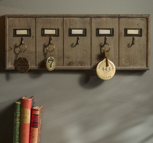 Best 25 key hook rack ideas on pinterest key rack diy key holder and key hook diy - Antler key rack ...