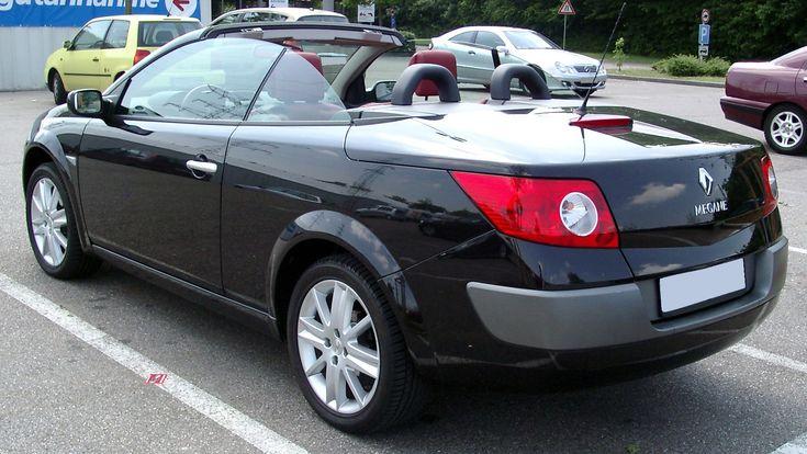 Renault Megane CC 20