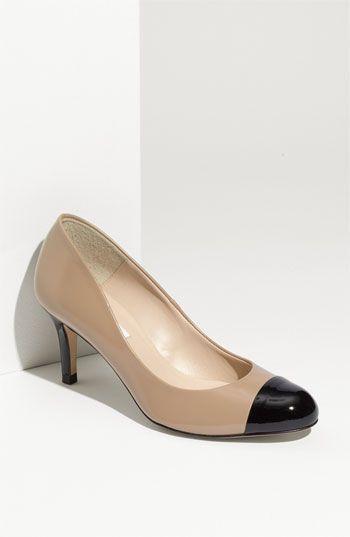 L.K. Bennett 'Bunty' Pump. $325.00.: Pumps Capto, Lady Shoes, Bunti Pumps, Pumps Nordstrom, Shoes Boots, Bennett Tans Black, Bennett Bunti, Lk Bennett Shoes, Shoes Addiction