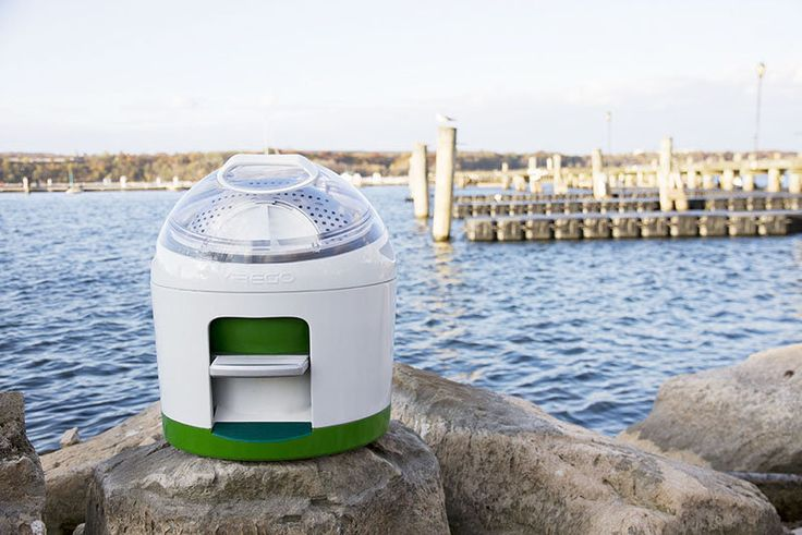 Yirego-Portable Washer and Dryer Powered By Kinetic Energy