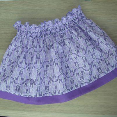 Sew a Cute Skirt for Girls