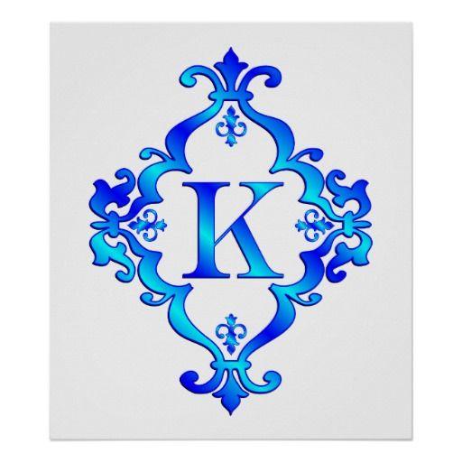 Fancy Letter K Designs Cursive K Dr Odd Eydt