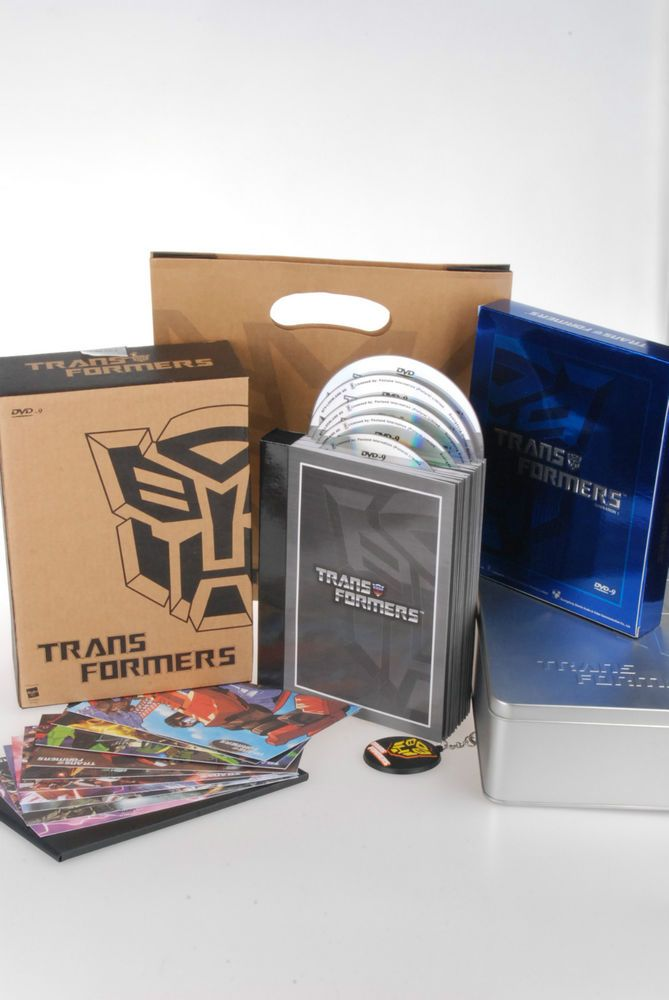 Transformers DVD Collector's Set » NEW GIFT Audio / Video » DVDs»DVD-9 15 Discs