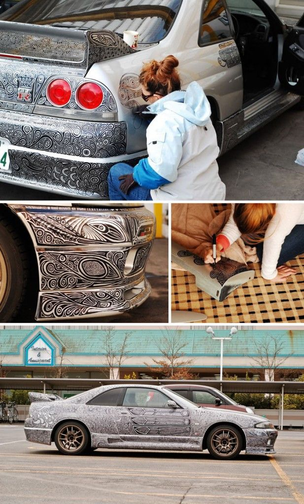 Car Creativity (22 Photos)