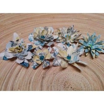 handmade paperflowers