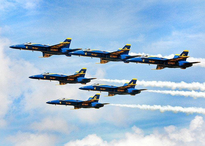 Enjoy FREE SHIPPING on all US orders! The amazing Blue Angels are captivating to watch. I created a series of images of these impressive pilots in action at several air shows. This image is available