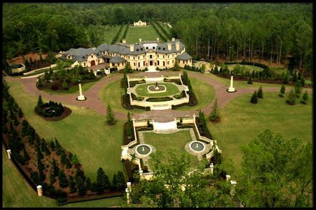 million dollar homes in atlanta | Atlanta's 'Le Rêve' featured on Million Dollar Rooms
