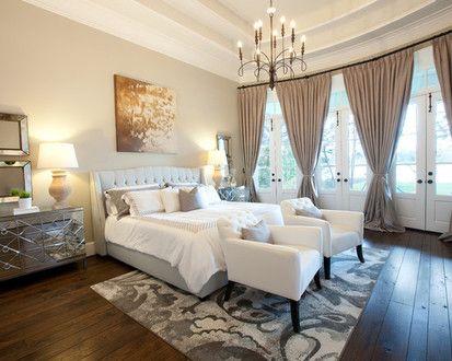 Tholen House, Traditional Bedroom, Houston