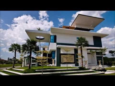 Ide Dekorasi Rumah Minimalis Modern Malaysia
