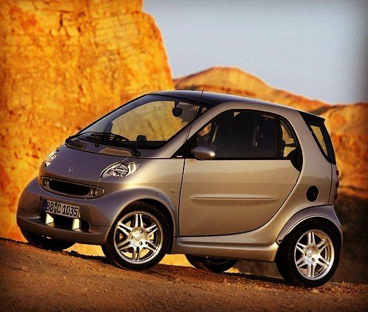 Little Brabus #smart #fortwo #brabus