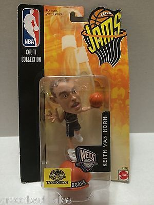 (TAS006024) - NBA Jams Mini Figure - Keith Van Horn
