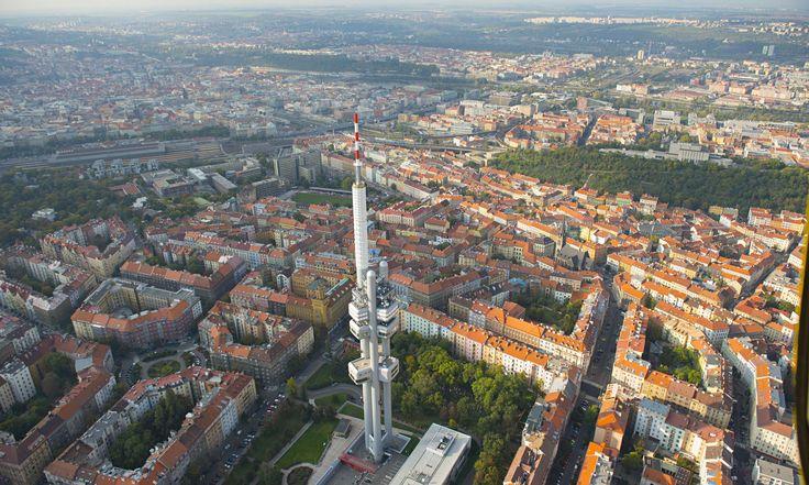 Prague city guide: a day in Žižkov