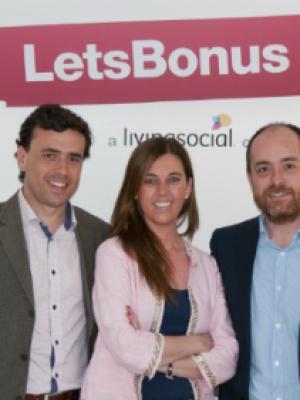 LetsBonus reorganiza su equipo directivo