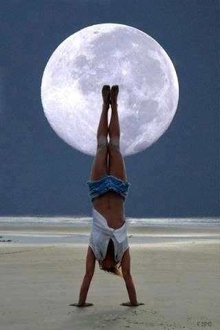 red moon yoga - photo #12