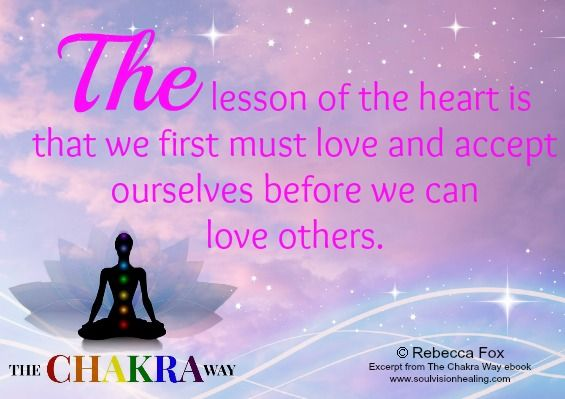 Soul Vision Healing www.soulvisionhealing.com  THE CHAKRA WAY ebook $9.95