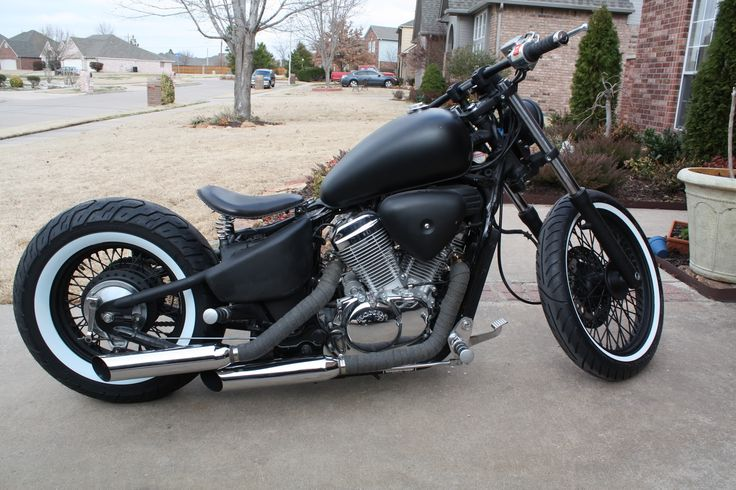 started this project in November. Done for now - Honda Shadow Forums : Shadow Motorcycle Forum