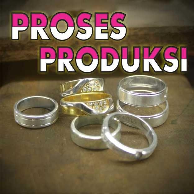 cincin kawin cincin tunangan cincin pernikahan perhiasan emas berlian emas perak palladium cincin 3 palladium platina produksi platinum jogja jakarta depok