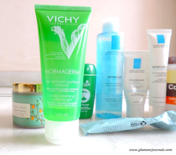 how to take care of oily sensitive skin