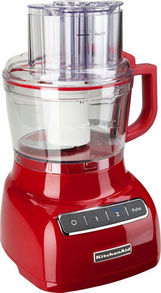 KitchenAid Kompakt-Küchenmaschine Artisan Food Processor 5KFP0925EER, 240 W online kaufen   OTTO