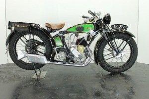 Terrot HOS 1930 350cc 1 cyl sv