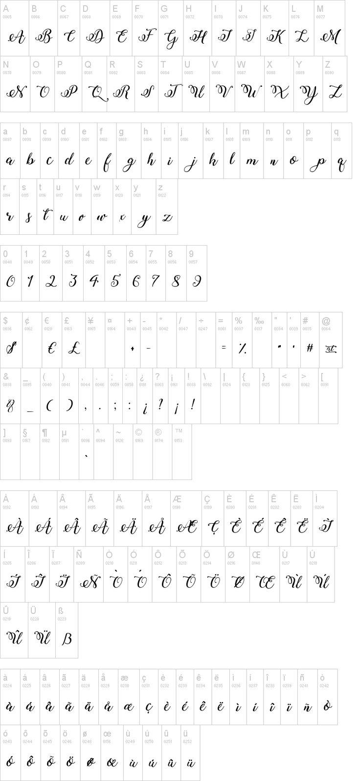 Bien-aimé Plus de 25 idées uniques dans la catégorie Dafont calligraphie sur  KG05