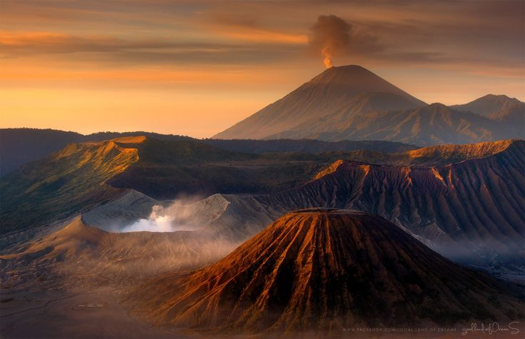 Photograph Bromo Tengger Semeru National Park, by Goal Kw-graphicstyle on 500px