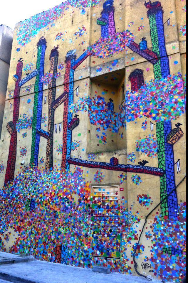 M s de 1000 ideas sobre arte urbano en pinterest grafiti for Graffitis y murales callejeros