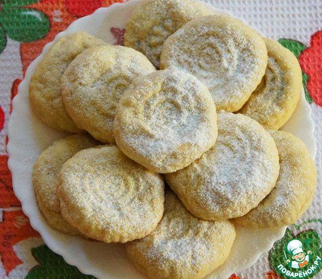 Кахк-арабское праздничное печенье ингредиенты
