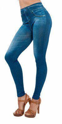 Women's Jeggings S-XXL Blue