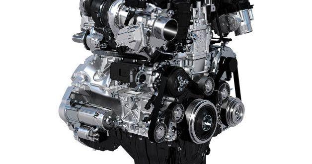 Jaguar-Land Rover's Ingenium Engine Family: In Detail