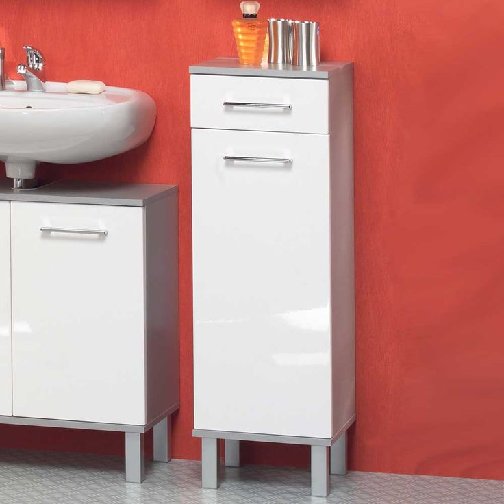Более 25 лучших идей на тему «Badezimmer unterschrank» на - badezimmer unterschrank weiss