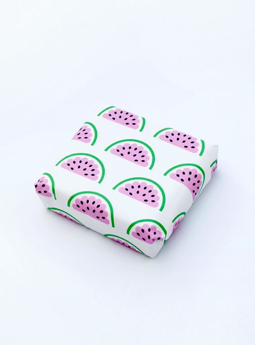 Watermelon Wrap Paper