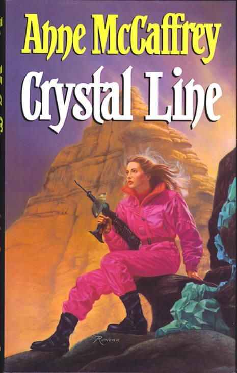 Killashandra (Crystal Singer, No. 2) Anne McCaffrey Hardcover