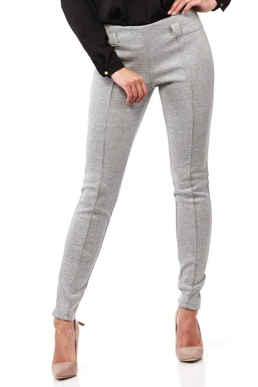 Matching gray trousers for women