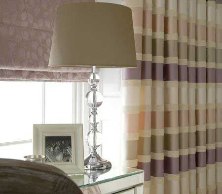 Clarke & Clarke Firenze Rose Collection - Bringing you luxurious pink and purple tones!