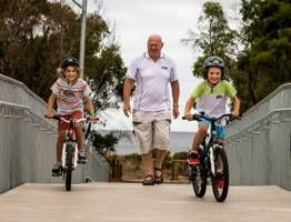 The 31km Busselton to Dunsborough walk/cycle path is now open!