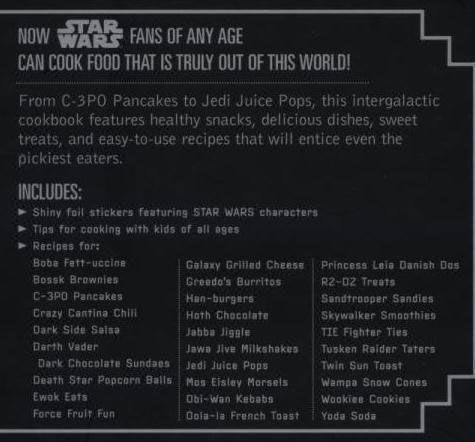 Wookiee Cookies: The Star Wars Cookbook $9.62