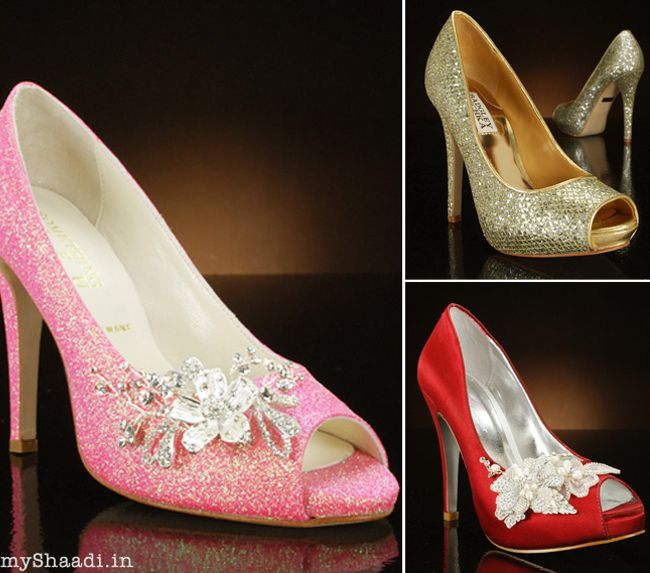 Bridal Shoes India: 30 Best Bridal Shoes & Accessories Images On Pinterest