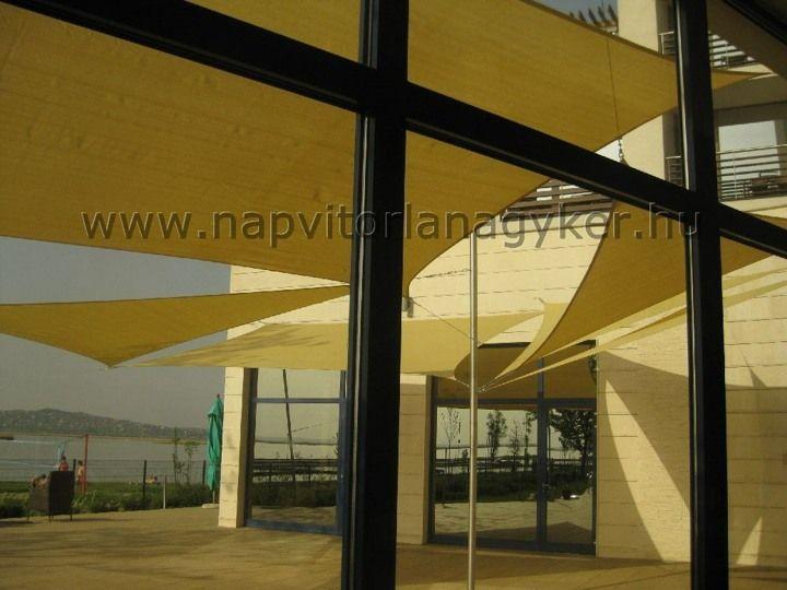 Élvezze a forróságot egy hűs és árnyékos helyen, napvitorláink segítségével.  http://www.napvitorlanagyker.hu/index.html