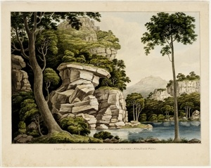 Joseph Lycett, View of the Illawarra (from his Album, c1822-1823) (State Library of NSW)