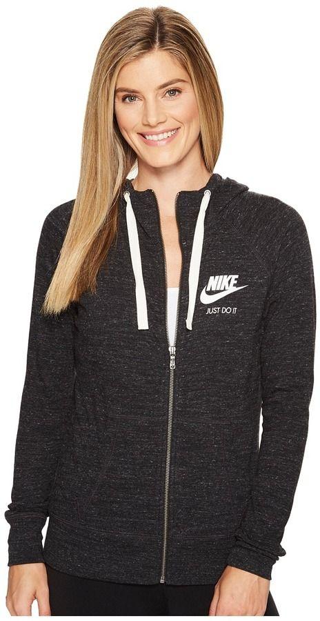 Nike Sportswear Full-Zip Hoodie Women's Sweatshirt