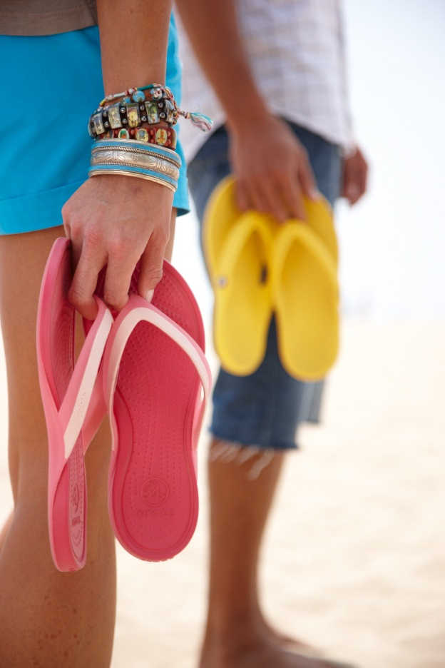 Crocs Adrina Flip   Comfort And Style Your Feet Will Love. These Are Just  The