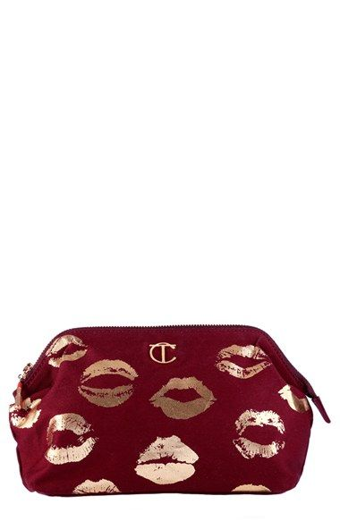 Charlotte Tilbury Makeup Bag (Limited Edition) available at #Nordstrom