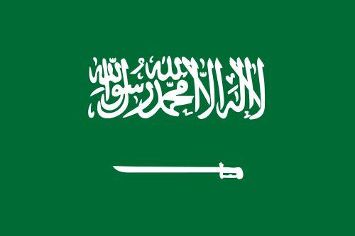 Image of the Flag of Saudi Arabia