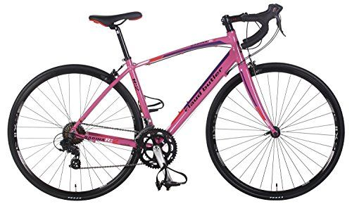 Claud Butler Sabina R2, 50cm Ladies' Road Bike (2016)  You can easily undertake far more with any very good riding pedal bike. Check out alternative exercise instruments by visiting http://atcemsce.org/best-hybrid-bikes/