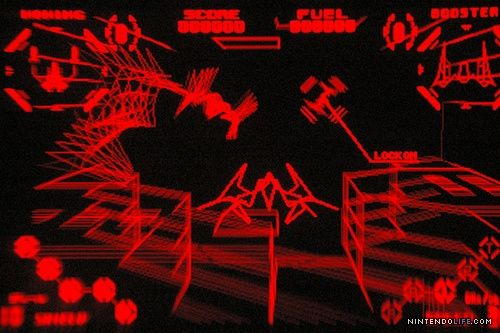 Video: See the Virtual Boy's Star Fox Wannabe, Red Alarm, In 3D ...