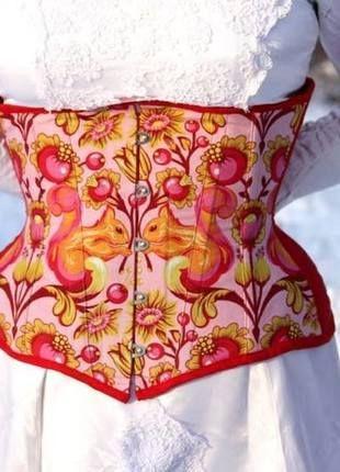 Kup mój przedmiot na #vintedpl http://www.vinted.pl/damska-odziez/inne-ubrania/10831347-gorset-w-wiewiorki