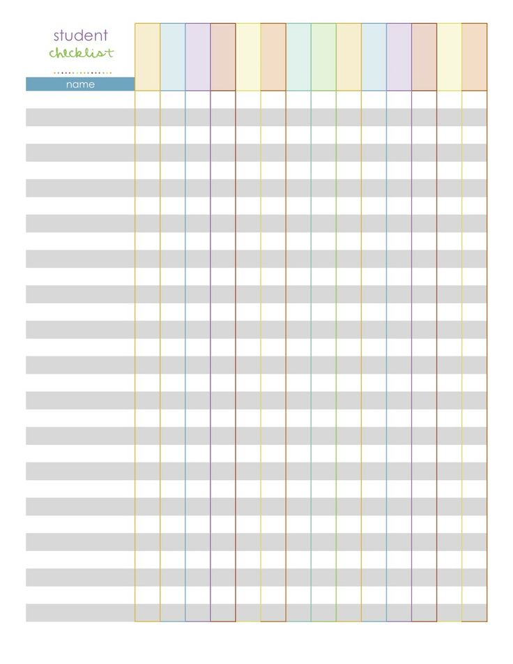Teacher Calendar Templates Free Printable Blank AnyYear Annual - Free printable lesson plan template blank